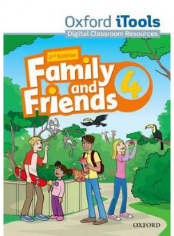 DVD. Family and Friends 4: iTools