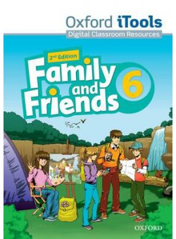 DVD. Family and Friends: Level 6 (2nd Edition)