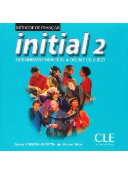 Initial 2 1 double CD audio
