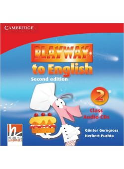 Puchta H., Gerngross Gunter Playway to English Level 2. Audio CD