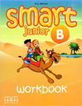 Mitchell H. Q. Smart Junior Level 4 Workbook with Audio CD