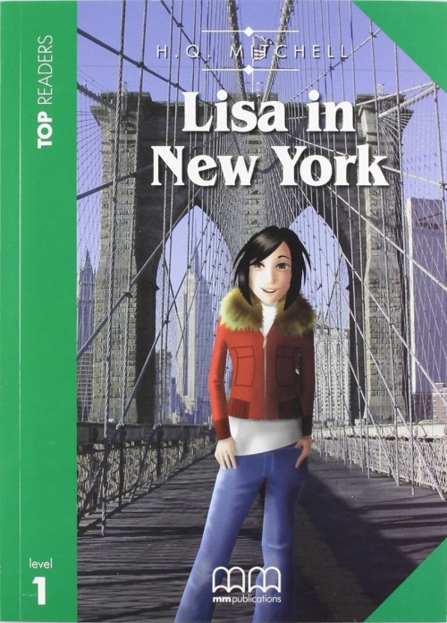 Lisa in New York. Level 1. Student's Book