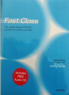 Gude Kathy Fast Class Workbook without Key + CD