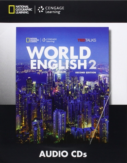 World English 2 CDx1 2Ed