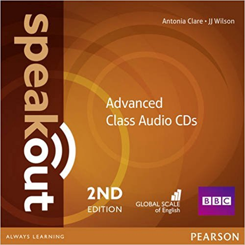 Speakout Advanced Class CD