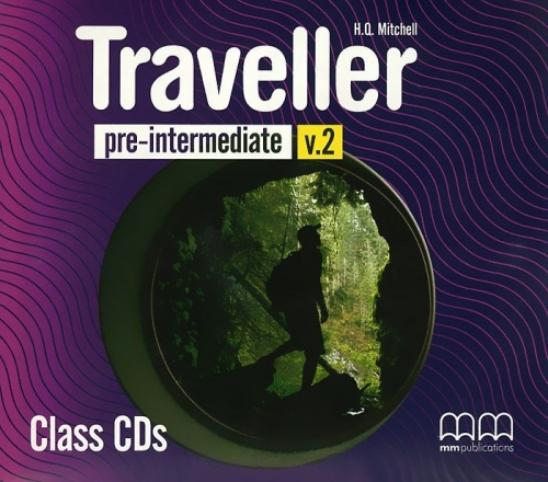 H.Q. Mitchell Traveller. Pre-Intermediate. Volume 2. Class CDs (аудиокурс на 2 CD)