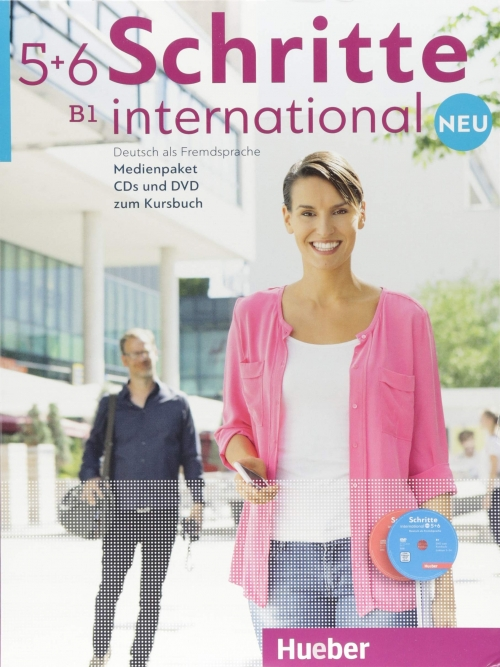 Audio CD. Schritte international Neu 5+6. Medienpaket
