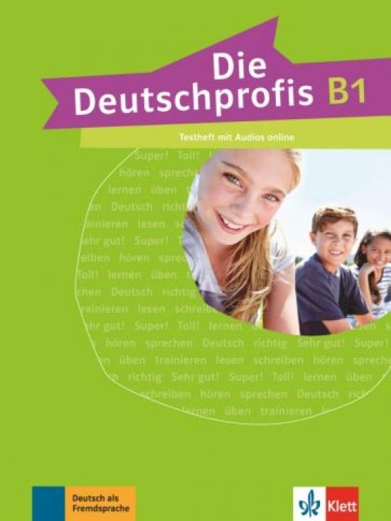 Die Deutschprofis B1 Testheft Mit Audios Online Einhorn ágnes