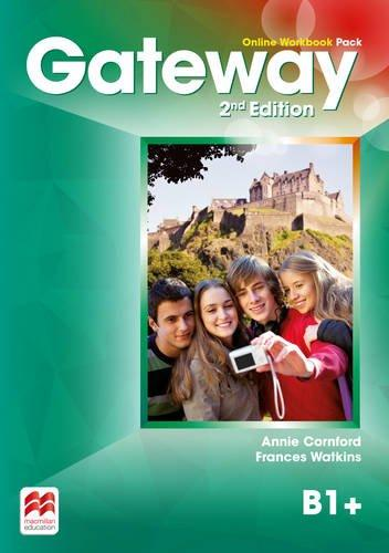 Цифровое пособие.  Gateway B1+. Online Workbook (2nd Edition)
