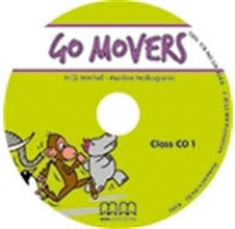 H.Q. Mitchell, Marileni Malkogianni Go Movers Second Edition Class CD
