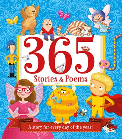 365 stories and poems