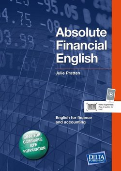 Pratten, Julie  British English Absolute Financial English with Audio CD