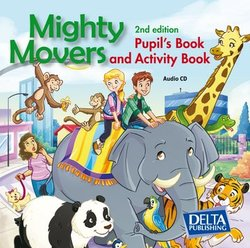 Mighty Movers (2nd Edition - 2018 Exam) Audio CDs (2)