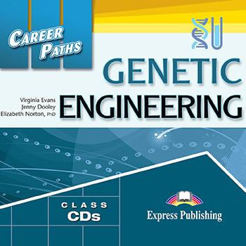 Virginia Evans, Jenny Dooley, Elia Norton Genetic Engineering (esp). Audio CDs (set of 2). Аудио CD (2 шт.)