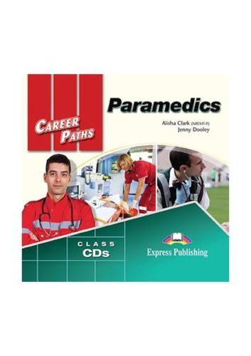 Jenny Dooley, Alisha Clark (NREMT-P) Paramedics (esp). Audio CDs (set of 2). Аудио CD (2 шт.)