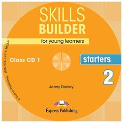 Jenny Dooley Skills Builder for young learners, STARTERS 2 Class CDs (set of 2). Аудио CD