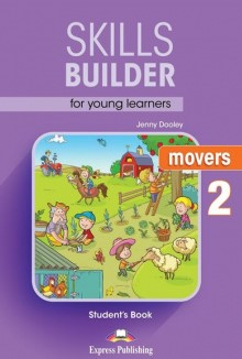 Jenny Dooley Skills Builder (Revised - 2018 Exam) Movers 2 Student's Book. Учебник