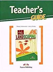 Jenny Dooley, Stacey Underwood Landscaping (esp). Teacher's Guide. Книга для учителя