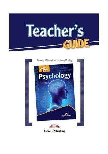 Jenny Dooley, Timothy Gilliland (PsyD) Psychology. Teacher's Guide. Книга для учителя