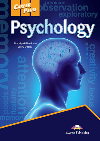 Jenny Dooley, Timothy Gilliland (PsyD) Psychology. Student's Book with digibooks app.