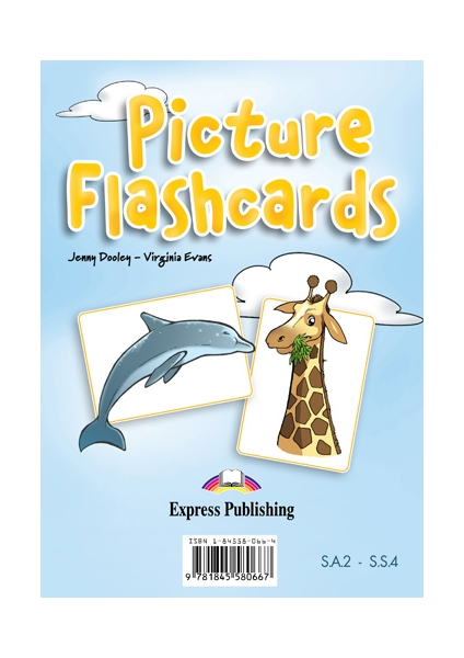 Virginia Evans, Jenny Dooley Set Sail 4 Picture Flashcards. Раздаточный материал