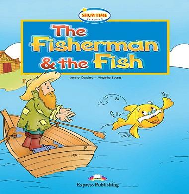 The Fisherman and the Fish. DVD Video (PAL). DVD видео