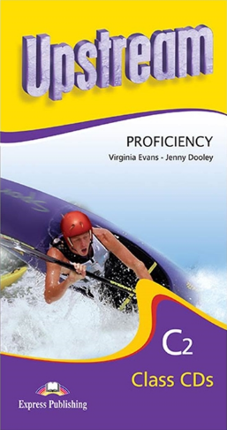 Virginia Evans, Jenny Dooley Upstream Proficiency C2. Class CDs (set of 6). 2nd Edition. Аудио CD для работы в классе (6 шт.)