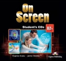 Virginia Evans, Jenny Dooley On Screen B2+. Student's CD's (set of 2) REVISED. Аудио CD для работы в классе