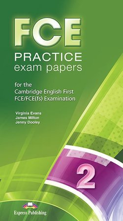 Virginia Evans FCE Practice Exam Papers 2. Listening & Speaking Class CD's (set of 12) (revised). Аудио CD к заданиям на аудирование и говорение