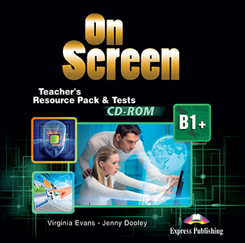 Virginia Evans, Jenny Dooley On Screen B1+. Student's CD's (set of 2) REVISED. Аудио CD для работы дома (2 шт.).