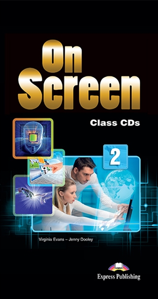 Virginia Evans, Jenny Dooley On Screen 2. Class CD's (set of 6) International. Аудио CD для работы в классе