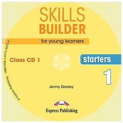 Jenny Dooley Skills Builder for young learners, STARTERS 1 Class CDs (set of 2). Аудио CD