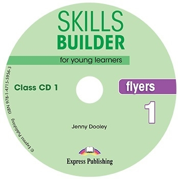 Jenny Dooley Skills Builder for young learners, FLYERS 1 Class CDs (set of 2). Аудио CD