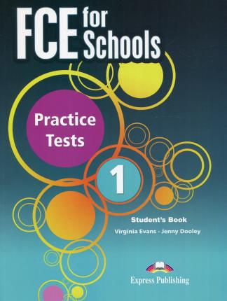 Virginia Evans, Jenny Dooley FCE for Schools Practice Tests 1. Student's book revised (with digibooks app.). Учебник  (с ссылкой на электронное приложение)