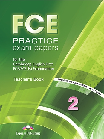 Virginia Evans, Jenny Dooley FCE For Schools Practice Tests 2. Teacher's book revised with digibooks app. (international). Книга для учителя (с ссылкой на электронное приложение)