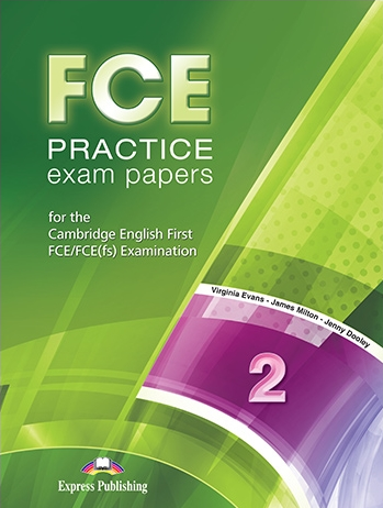 Virginia Evans FCE Practice Exam Papers 2. Student's book revised (with digibooks app.). Учебник (с ссылкой на электронное приложение)
