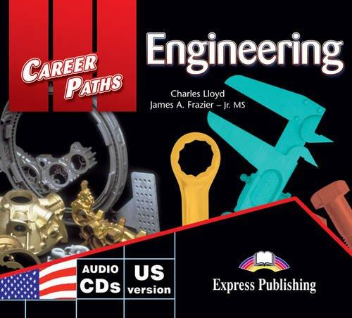 Charles Lloyd, James A. Frazier - Jr MS Engineering (esp). Audio CDs (set of 2). Аудио CD для работы в классе