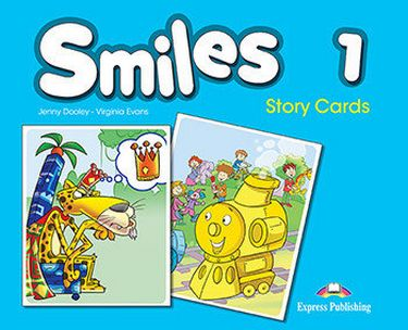 Virginia Evans, Jenny Dooley Smiles 1. Story cards (international). Сюжетные картинки к учебнику