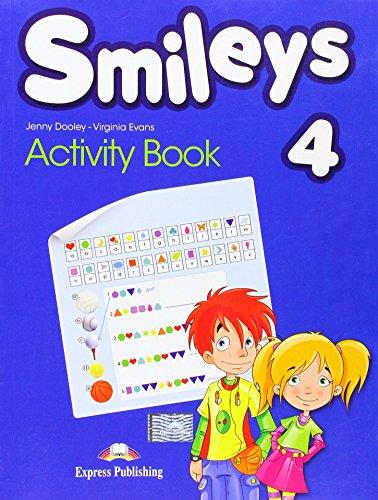 Virginia Evans, Jenny Dooley Smiles 4. Activity book international. Рабочая тетрадь