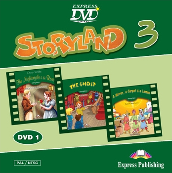 Storyland 3. DVD Video. PAL (DVD Case). DVD видео