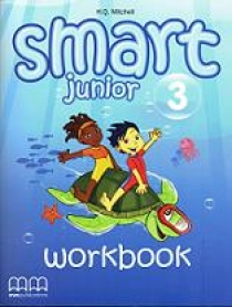 Mitchell H. Q. Smart Junior Level 3 Work Book + Audio CD