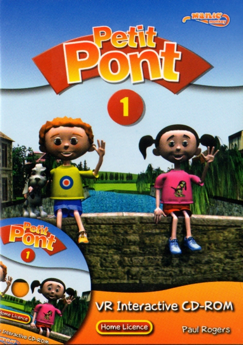 Petit Pont 1 CD-ROM Home Licence