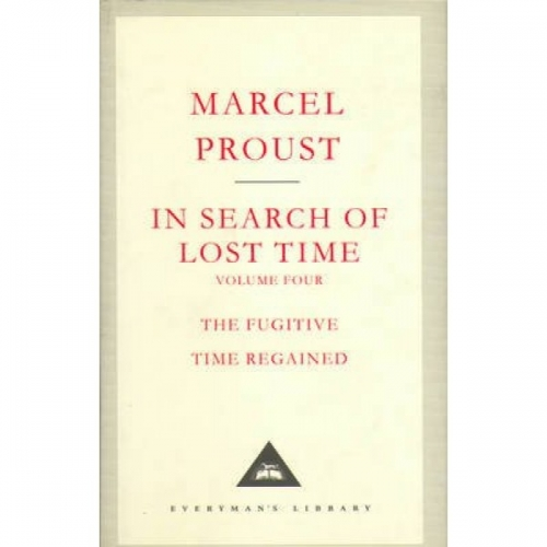 M., Proust In Search Of Lost Time Volume 4