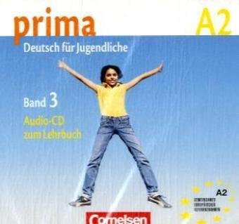 Michalak Magdalena - Prima A2 (Band 3) CD