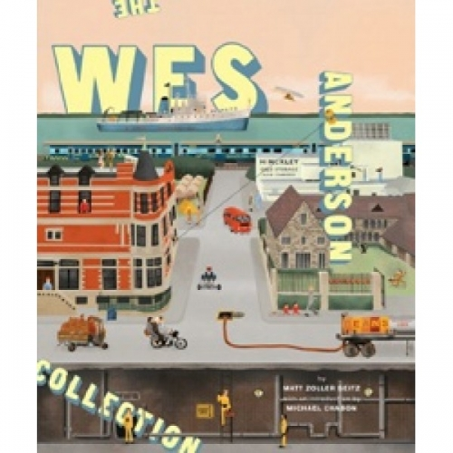 Matt Z.S. Wes Anderson Collection