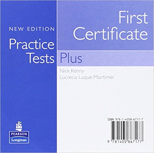 Practice Tests Plus FCE CD-ROM + Audio CDs for Pack