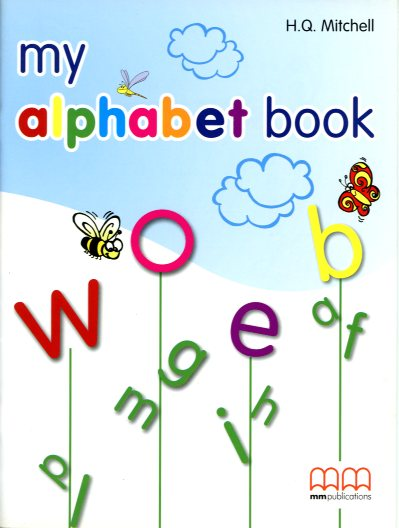 Mitchell H.Q., Moutsou E. Smart Junior. My Alphabet Book