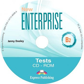 Jenny, Dooley New Enterprise B2 Tests CD-ROM (International)