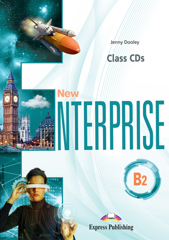 Jenny, Dooley New Enterprise B2 Class CDs (4)