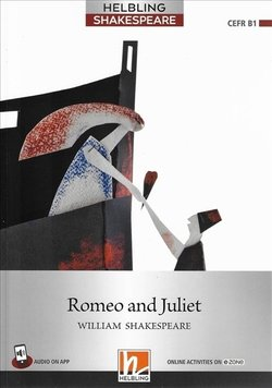 William, Shakespeare Romeo and Juliet + e-zone